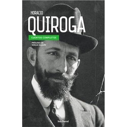 9789507319204: CUENTOS COMPLETOS-HORACIO QUIROGA