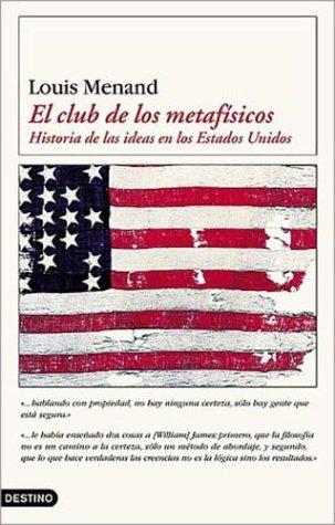 9789507320385: El Club de Los Metafisicos (Spanish Edition)