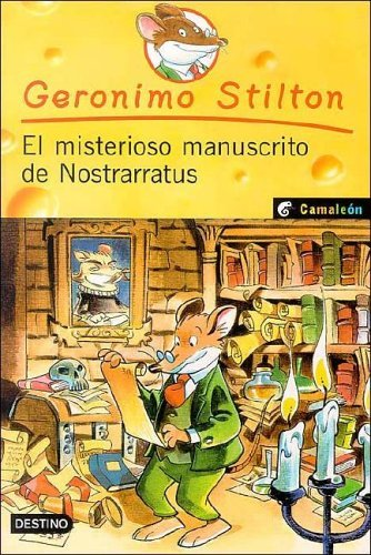 9789507320507: El Misterioso Manuscrito de Nostrarratus