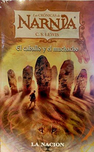 Imagen de archivo de C/N - El Caballo Y El Muchacho - Las Cronicas De Narnia 3 a la venta por HPB Inc.