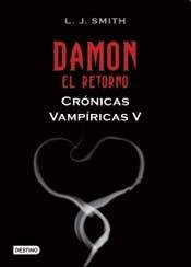 9789507321221: DAMON, EL RETORNO (Spanish Edition)