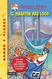 9789507322235: Stilton 45 - El Maraton Mas Loco