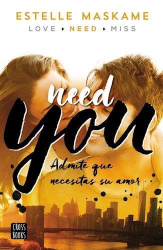 Need You - Maskame, Estelle
