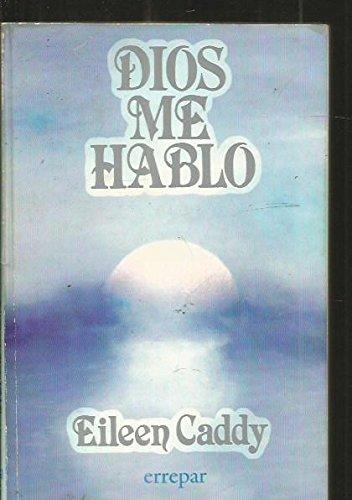 9789507390272: Dios Me Hablo