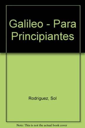 9789507397912: Galileo para jovenes principiantes (Spanish Edition)