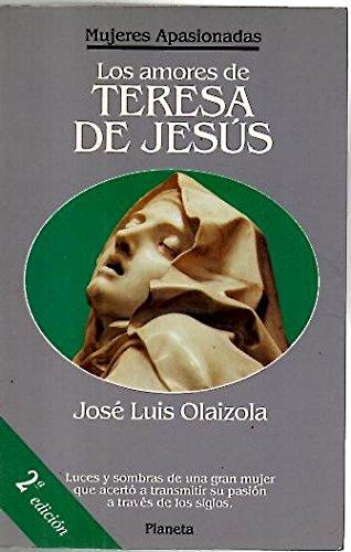 9789507423673: Los Amores de Teresa de Jesus