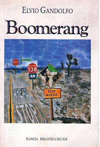 9789507424090: Boomerang (Biblioteca del sur) (Spanish Edition)