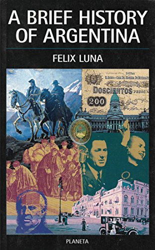 9789507426582: A Brief History of Argentina (Spanish Edition)