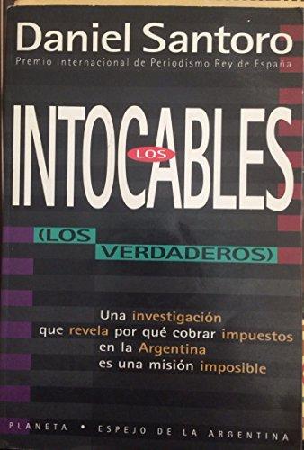 Intocables, Los (Espejo de La Argentina) (Spanish: Santoro, Daniel