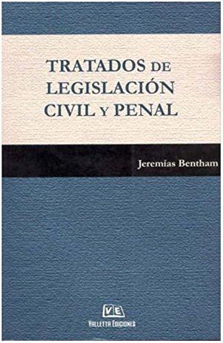9789507432583: Tratados de Legislacion Civil y Penal