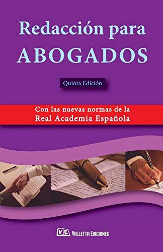 9789507433566: Redacción para Abogados (Spanish Edition)