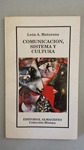9789507510151: Comunicacion, Sistema y Cultura (Coleccion Minima) (Spanish Edition)