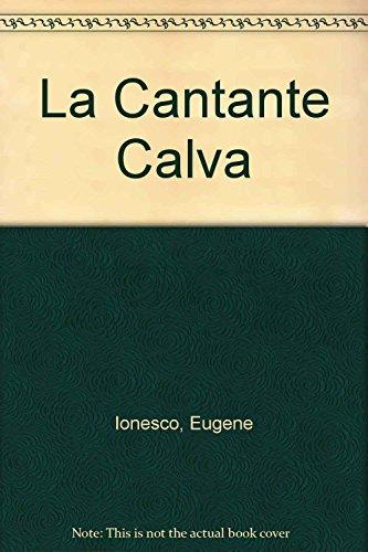 9789507531057: La Cantante Calva (Spanish Edition)