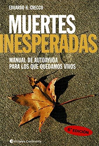 9789507540400: Muertes Inesperadas (Spanish Edition)