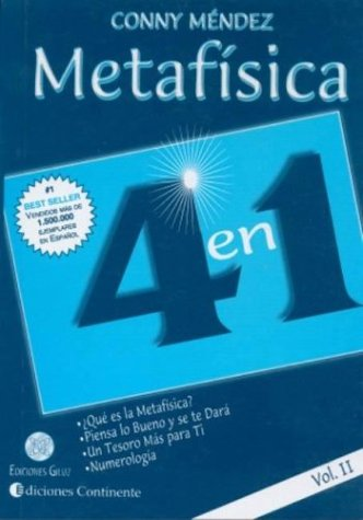 9789507540998: Metafisica 4 En 1 - Vol II