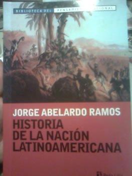 9789507543272: Historia de la nacion latinoamericana