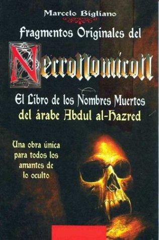 9789507642340: Fragmentos Originales del Necronomicon