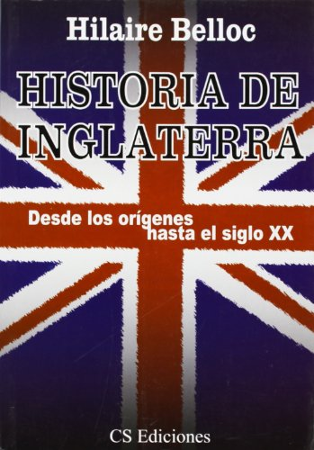 9789507642593: Historia de Inglaterra (Spanish Edition)