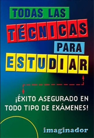 9789507683909: Todas Las Tecnicas Para Estudiar / All the Techniques to Study (Spanish Edition)