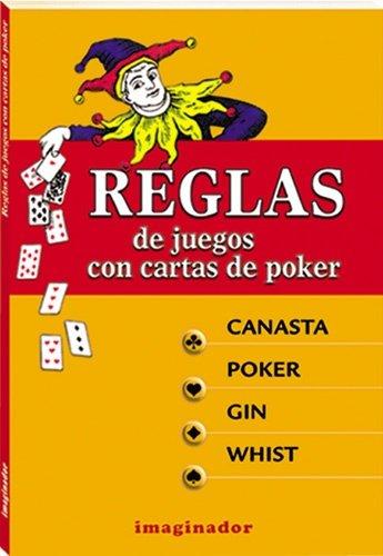 Reglas De Juego Con Cartas De Poker/: Adolfo M. Alonso