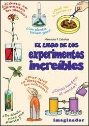 9789507685293: Libro De Los Experimentos Increibles / The Book of the Incredible Experiments (Spanish Edition)