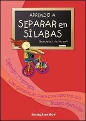 Aprendo a separar en silabas / Learn: Graciela S. De