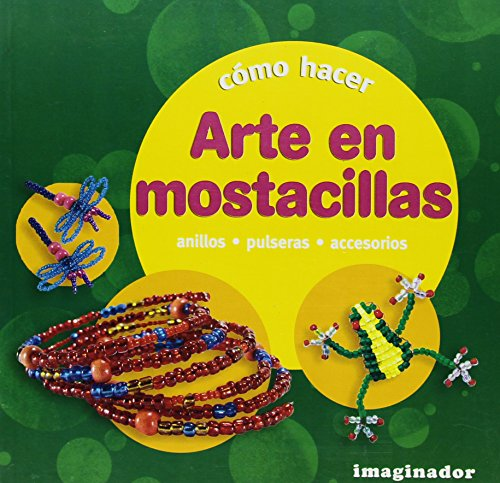 9789507686429: Como hacer arte en mostacillas / How to Make Beaded Art (Spanish Edition)