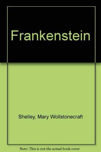 9789507820502: Frankenstein