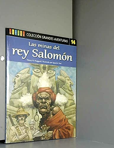 9789507821844: Las Minas Del Rey Salomon / King Salomon's Mines (Spanish Edition)