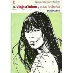 9789507823756: Viaje a Tulum y otras historias (Biblioteca Clarin de la Historieta)