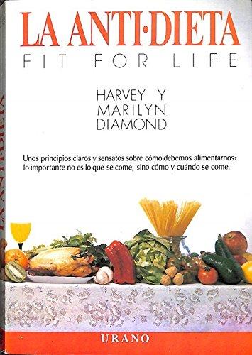 La Antidieta: Marilyn Diamond, Harvey