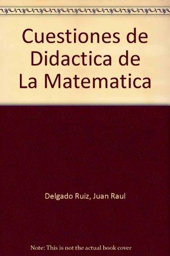 9789508081735: Cuestiones de Didactica de La Matematica (Spanish Edition)