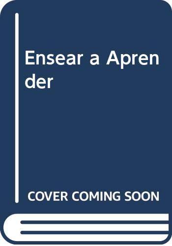 Ensear a Aprender (Spanish Edition): Bixio, Cecilia