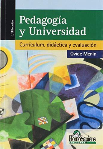 9789508083241: Pedagogia y Universidad, Curriculum, Didactica y Evaluacion (Spanish Edition)