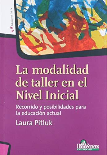 Modalidad de taller en el nivel inicial,: LAURA, PITLUK