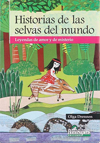 9789508085818: HISTORIAS DE LAS SELVAS DEL MUNDO