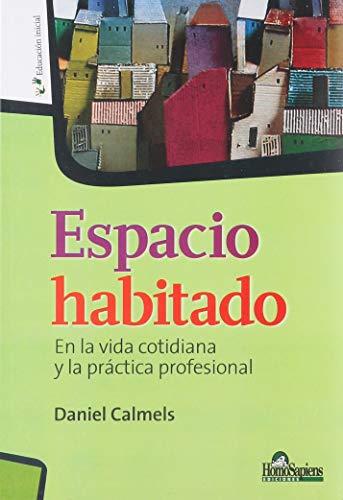 9789508086532: ESPACIO HABITADO (Spanish Edition)