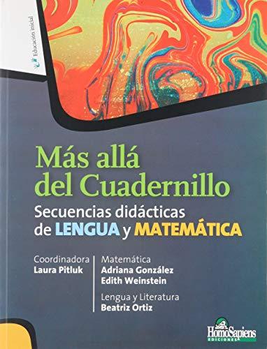 Más allá del cuadernillo : secuencias didácticas: Pitluk Laura (Coord.)