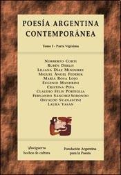 Poesía argentina contemporánea : parte vigésima