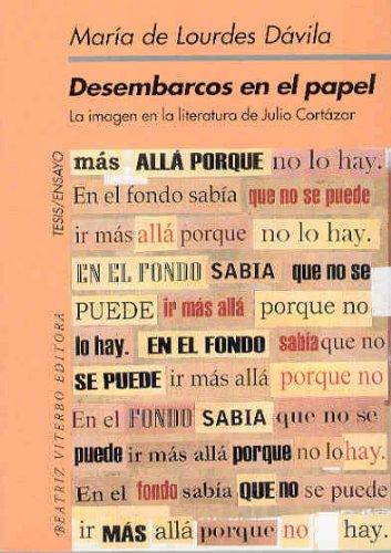 Desembarcos en el papel. La imagen en: Davila, Maria de