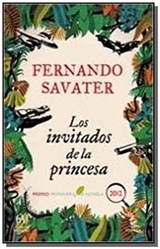 9789508522634: INVITADOS DE LA PRINCESA LOS