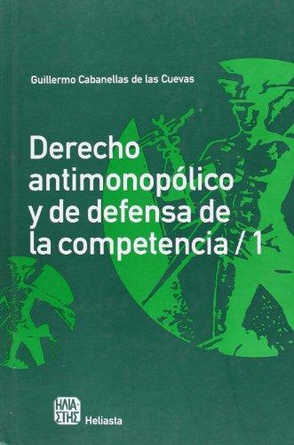 9789508850591: Derecho antimonopolico y de defensa de la competencia (Spanish Edition)