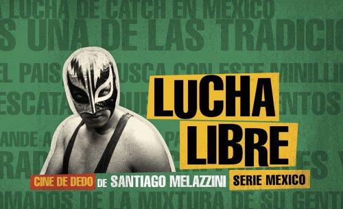 9789508891204: Lucha Libre: Flip Book (Cine de Dedo)