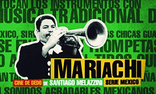 9789508891211: Mariachi: Flip Book (Cine de Dedo)