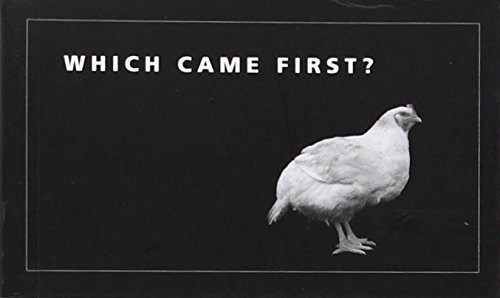 9789508891884: Which Came First?: Flip Book