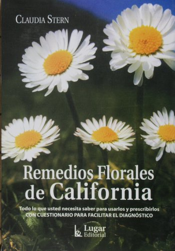 9789508920355: Remedios Florales De California (Spanish Edition)