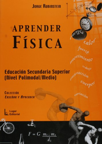 9789508921543: Aprender Fisica (Spanish Edition)