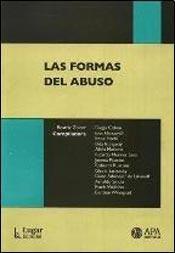 FORMAS DEL ABUSO, LAS (Spanish Edition): Varios