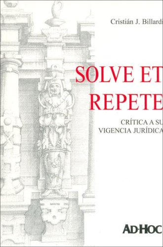 9789508945754: Solve Et Repete (Spanish Edition)