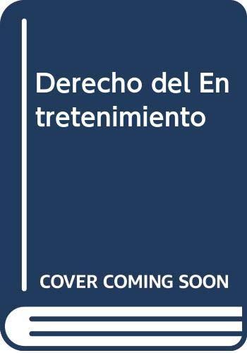 9789508945860: Derecho del Entretenimiento (Spanish Edition)